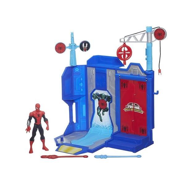 Spiderman - Campo de Entrenamiento, playset (Hasbro B0826) 1
