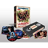 La Puerta BD + La Puerta 2 BD Edicion Especial Vintage Coleccionista The Gate BD + The Gate BD2 con 8 Postales y DVD de Extras