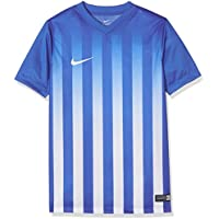 Nike Kinder Striped Division Ii Ss Jersey Youth Trikot