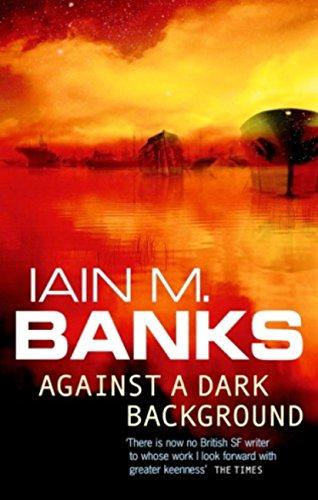 Against A Dark Background (English Edition) -