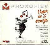 Prokofiev : L'amour des 3 Oranges