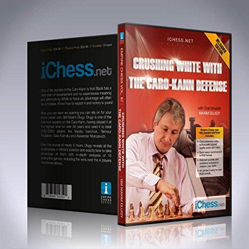 ichess. Net Zerkleinern weiß mit der Caro-Kann Defense–Empire Chess (Die Dvd Schach-spieler)