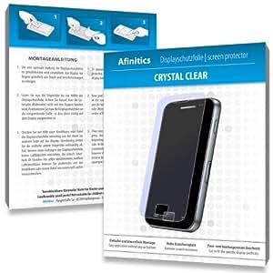 Afinitics Film de protection d'écran de qualité supérieure pour Eagle IntelliMap 500C