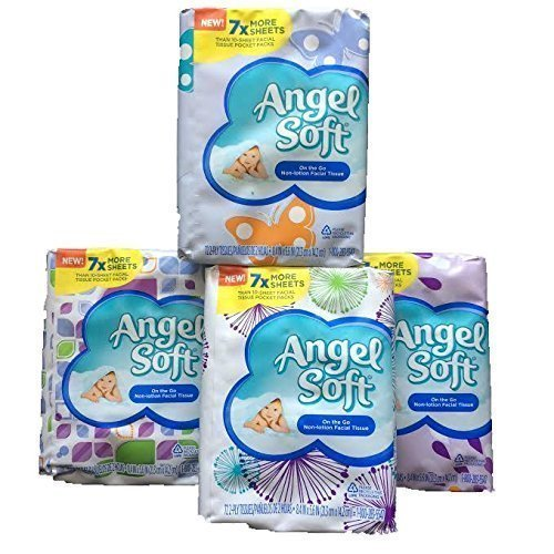 angel-soft-on-the-go-non-lotion-facial-tissue-7x-more-sheets-assorted-pastel-colors-total-4-packs-28
