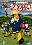 Fireman Sam - The Great Fire Of Pontypandy [DVD] [2010]