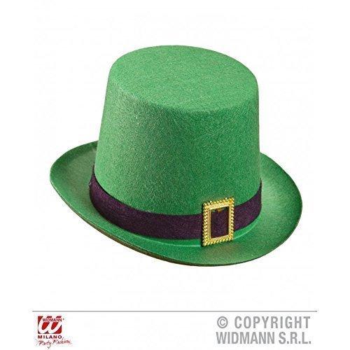 Hoher Zylinder in grün für den St. Patrick´s (Grün Patricks St)