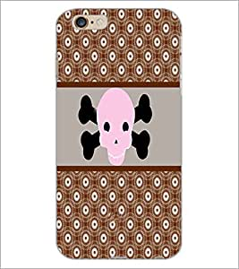PrintDhaba Heart Plant D-4786 Back Case Cover for APPLE IPHONE 6 (Multi-Coloured)
