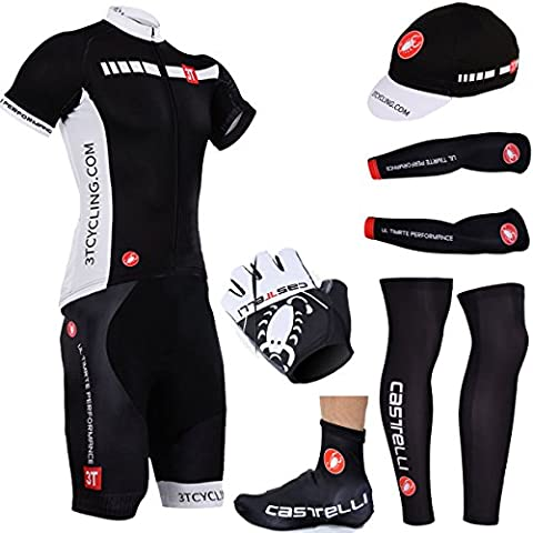 CASTELLI 2 estilo bikewear ciclismo de deportes de conjunto completo (L)