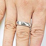 Runas anillo, anillo de amuleto, Talismán de Protección anillo, anillo de objetos de la película, juego accesorios