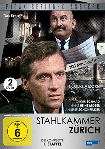 Die komplette 1. Staffel (2 DVDs)