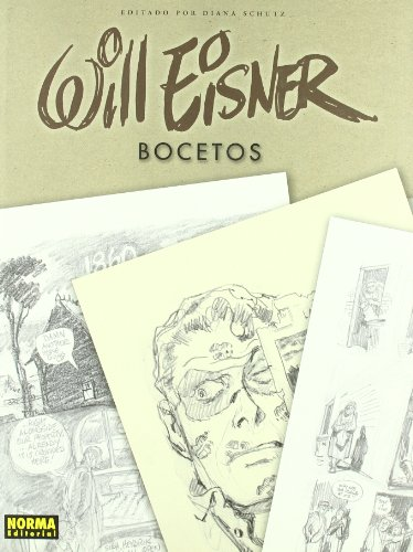 will-eisner-bocetos