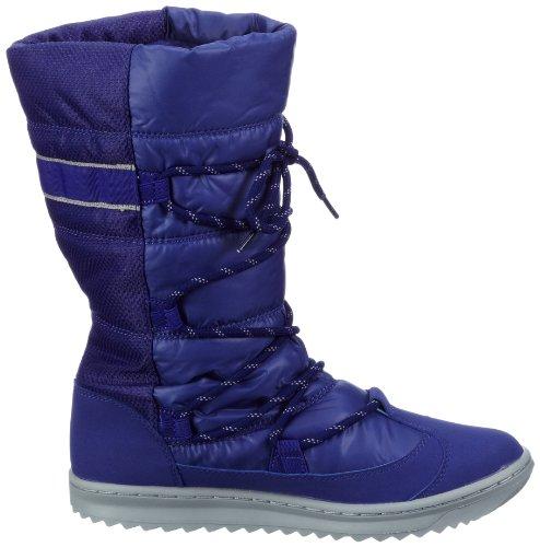 Puma Snow Nylon Boot Wn's 354349, Stivali da neve donna Blu (Blau (spectrum blue 04))