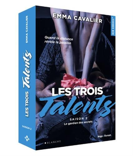 Les trois talents Saison 2 Le gardien des secrets par Emma Cavalier