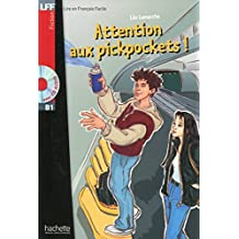 Attention aux pickpockets ! (1CD audio)