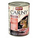 Animonda | Cat Dose Carny Kitten Rind & Putenherzen | 6 x 400 g