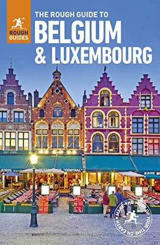 Belgium And Luxembourg The Rough Guide (Rough Guides) por Vv.Aa