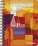 Ton Schulten 2017 - Kunstkalender, Buchkalender  -  16,5 x 21,6 cm
