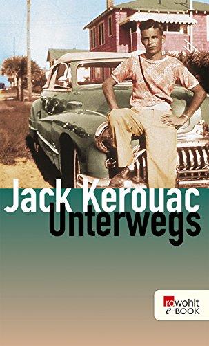Buchseite und Rezensionen zu 'Unterwegs' von Jack Kerouac