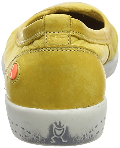Softinos P900179, Ballerine Donna Giallo (Yellow)