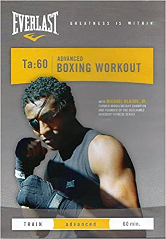 Everlast Boxing Workout: Advanced [DVD] [Region 1] [US Import]
