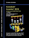 Product icon of Autodesk Inventor 2018 - Aufbaukurs Konstruktion: Viele
