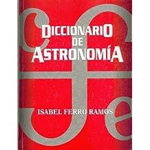 Diccionario de Astronomia