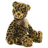 CHARLIE BEAR Charlie Bär Chutney Leopard Plüsch 39cm (15.5