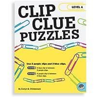 Clip Clue Puzzles Level A