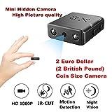ZTour Mini Micro Spy Cam, Compact DVR Mini DV Camera, Car Dashboard Camera