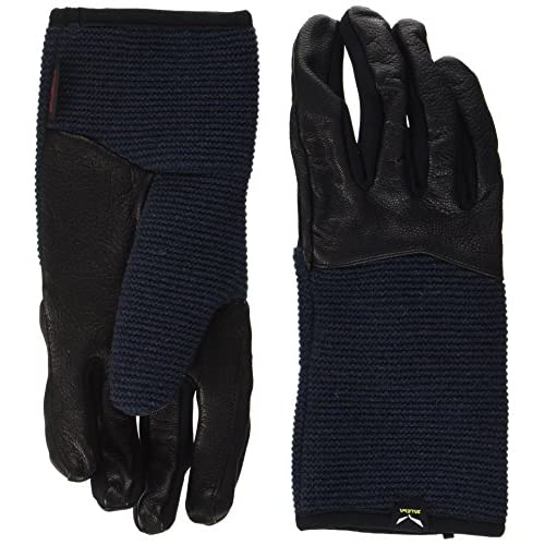 51cPR8nmFcL. SS500  - Salewa Oil Wool Fingered Gloves Mitts, Womens, SARNER Wool FINGER GLOVES