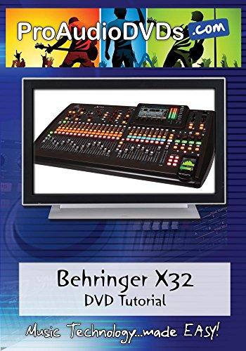 Preisvergleich Produktbild Behringer X32 DVD Tutorial