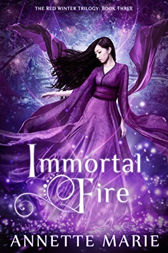 Immortal Fire (The Red Winter Trilogy Book 3) (English Edition)