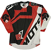 Mots MT2201LR Enduro E1 Camiseta, Rojo, Talla L