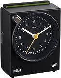 Best Braun Alarm Clocks - Braun Quartz Alarm Clock Analogue Black BNC004BKBK Review