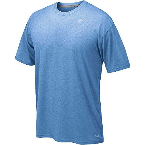 Nike Herren kurzärmliges Shirt Legend Dri-Fit Hellblau