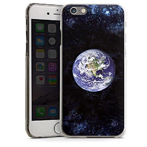 Apple iPhone 4 Housse Étui Silicone Coque Protection Terre Terre Monde CasDur transparent