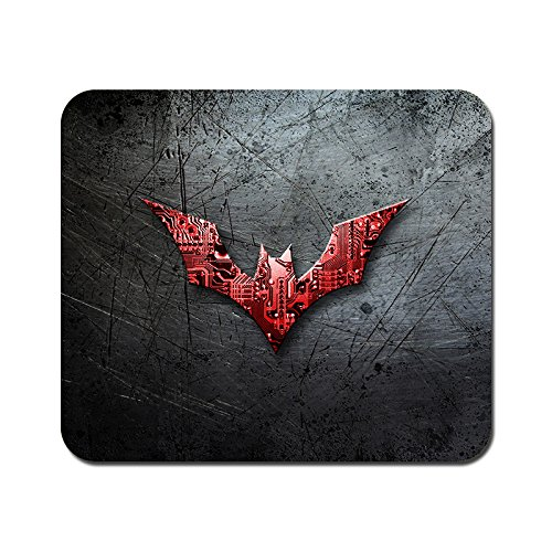 kmltail Batman Beyond Logo Design Speed Mouse Mat for HP Dell Lenova iball Dragonwar Red Dragon Logitech ibuypower Zebronics Printed Photo Scene Natural Rubber Gaming Mouse Pad Non Slip base-Kmltail  available at amazon for Rs.159