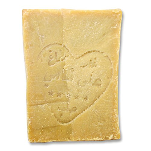 aleppo-seife-200-g-handgefertigt-20-lorbeerol-80-olivenol-savon-dalep