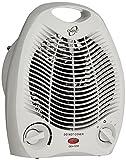 #8: Orpat OEH-1250 2000-Watt Fan Heater (White)