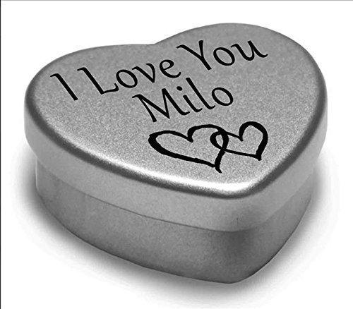 i-love-you-milo-mini-heart-tin-gift-for-i-heart-milo-with-chocolates-silver-heart-tin-fits-beautiful