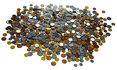 Learning Resources Bulk Play Money Pack, Set of 700 by Learning Resources