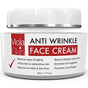 POWERFUL AgeDefying Face Cream with Matrixyl 3000 blend. Face Moisturiser Reduces Signs Of Ageing. Anti Aging Face Cream…