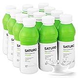 Astronautenkost Saturo Original, 500 kcal, Trinknahrung mit Hochwertigem Protein, Astronautennahrung, Notration, Bekannt aus dem TV, 12 x 500 ml