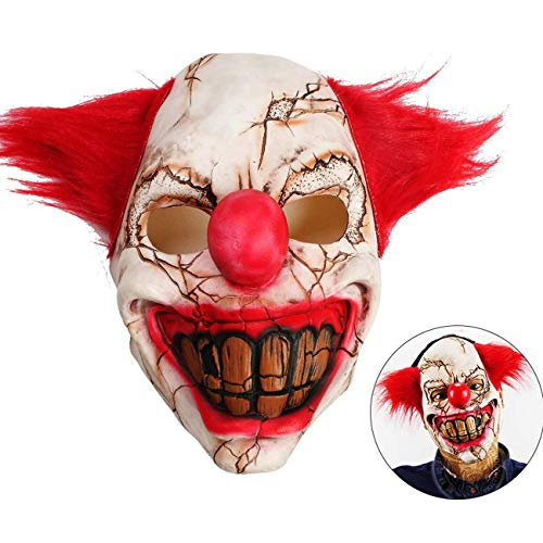 Gruselige Halloweenmaske Terror Geister Teufel Maske Dance Party Gruselige Biochemie Alien Zombie Caps Maske Stil02 Life Size - Aliens Kostüm Zum Verkauf