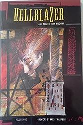 Hellblazer, Vol. 1: v. 1 by Jamie Delano (1989-05-09)