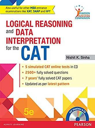 Verbal Ability For Cat Books
