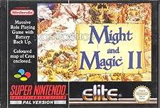 Might and magic II - Super Nintendo - PAL