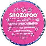 Snazaroo - Colori Pittura per il Viso, Rosa Brillante, 18 ml