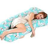 Schlafen Unterstuetzung Kissen fuer Schwangere Frauen Koerper Kissen U Form Mutterschaft Kissen Schwangerschaft Seitenschlaefer 12#