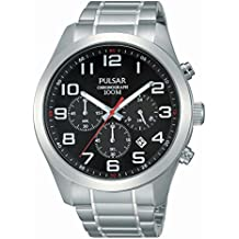 Pulsar Sport–Reloj de pulsera Cronógrafo Cuarzo Acero inoxidable pt3661X 1